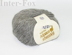Superfine Alpaca Chunky, kolor 2693 Grey.